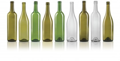 ECO Series Wine Bottles