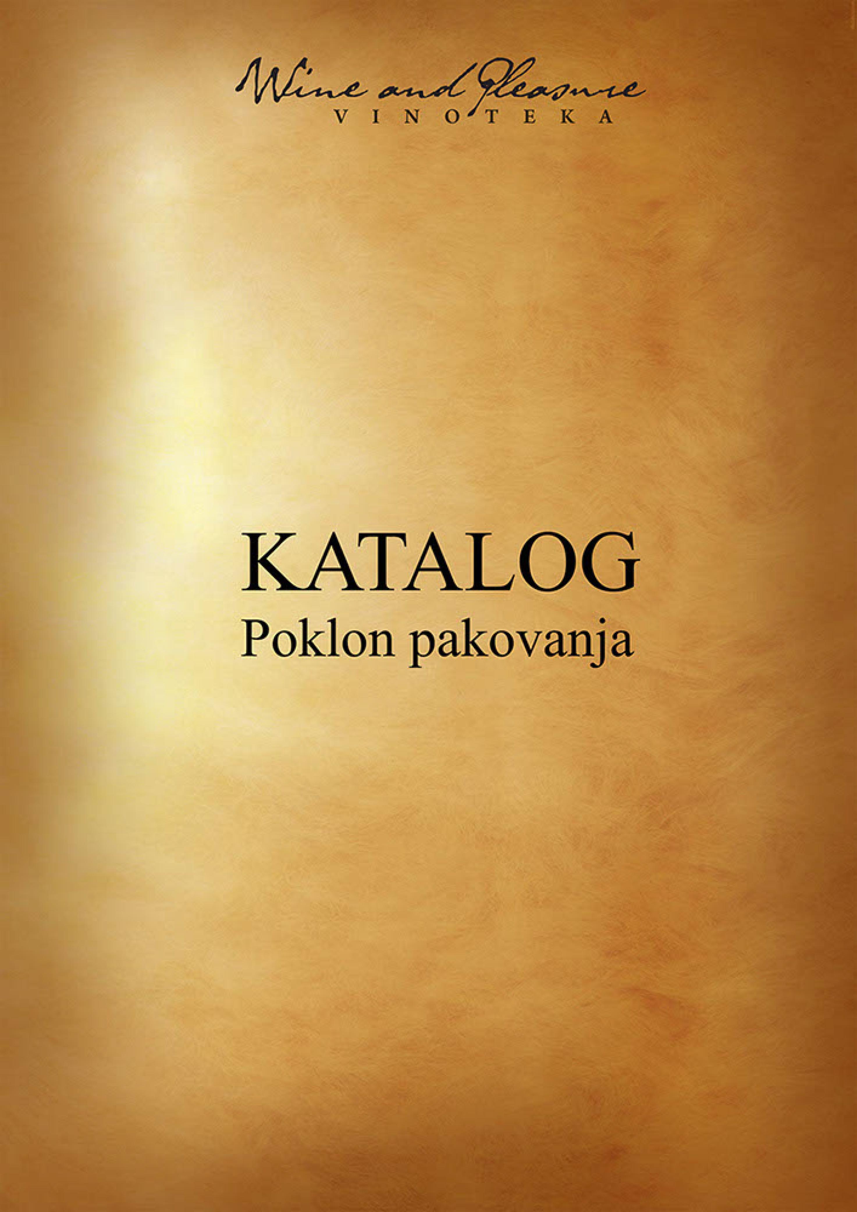 POKLON PAKOVANJA KATALOG-1
