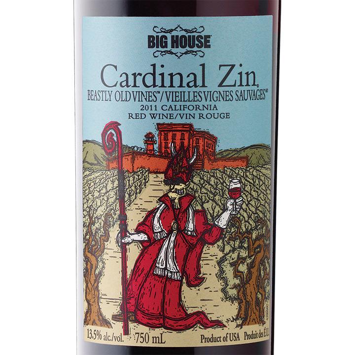 Big-House-Cardinal-Zin-2012-Label