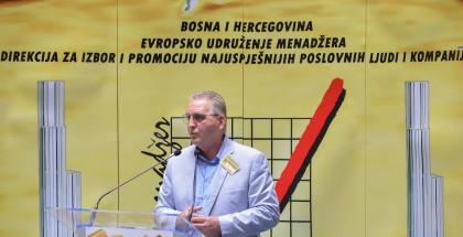 Svetozar Janevski- dobitnik nagrade za Najmenadžera godine