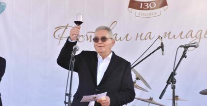 Svetozar Janevski Predsednik Upravnog odbora Vinarije Tikveš -pozdravni govor