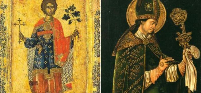 Sveti Trifun i Sveti Valentin