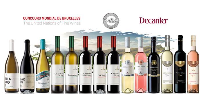 Izuzetan međunarodni uspeh Tikveš & Domaine Lepovo vinarija